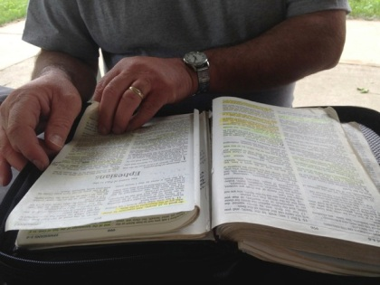 A Well-Worn Bible