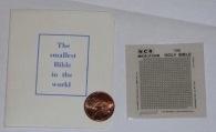 Microfiche Bible